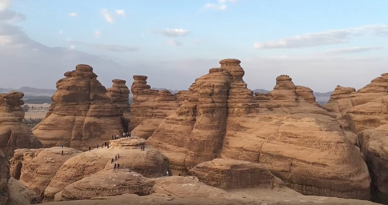 Ala Ula – kanion w Arabii Saudyjskiej