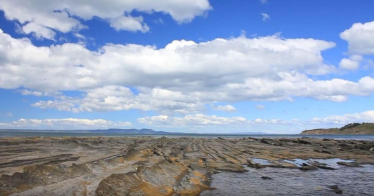Chilijski port głodu znajdujący się w Chilijskiej Patagonii