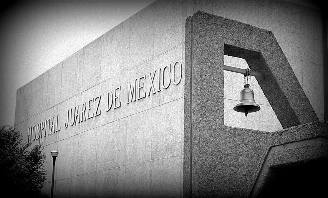 Duch ze szpitala Juárez