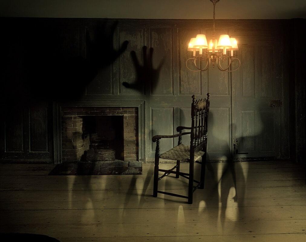 Dlaczego ludzie czytają historie o duchach