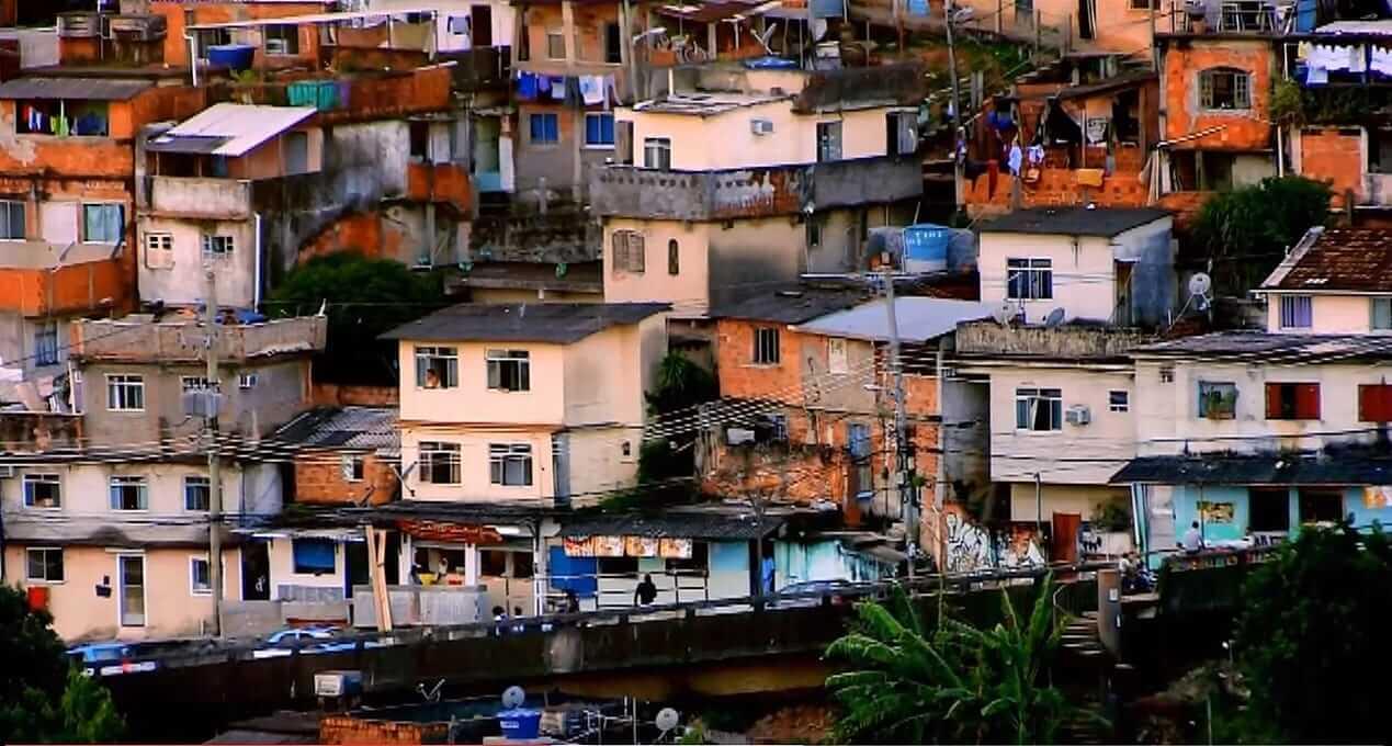 Fawele – brazylijskie dzielnice nędzy