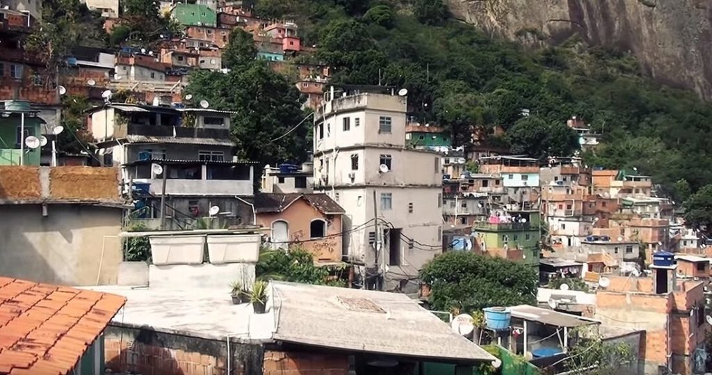 Brazylijskie dzielnice biedy