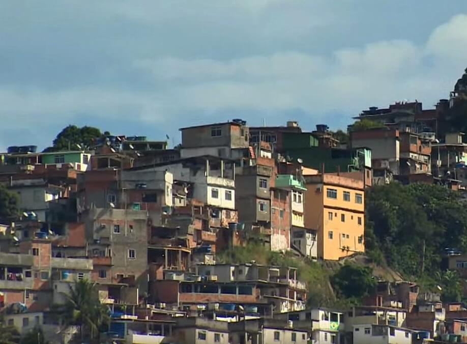 Fawele - brazylijskie dzielnice biedy