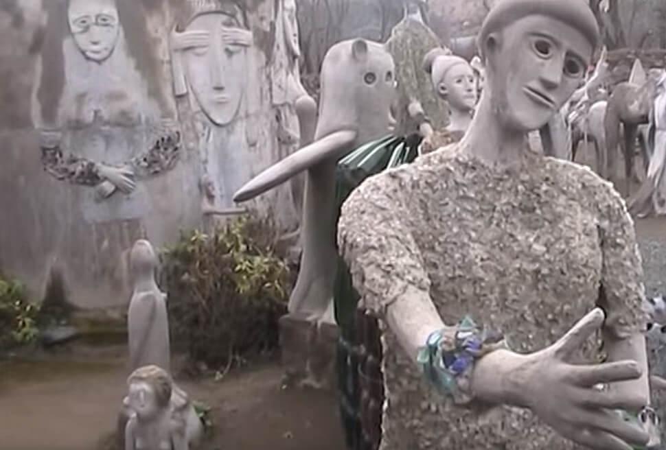 Tajemnicza wizja Helen Martins i jej dom sowy