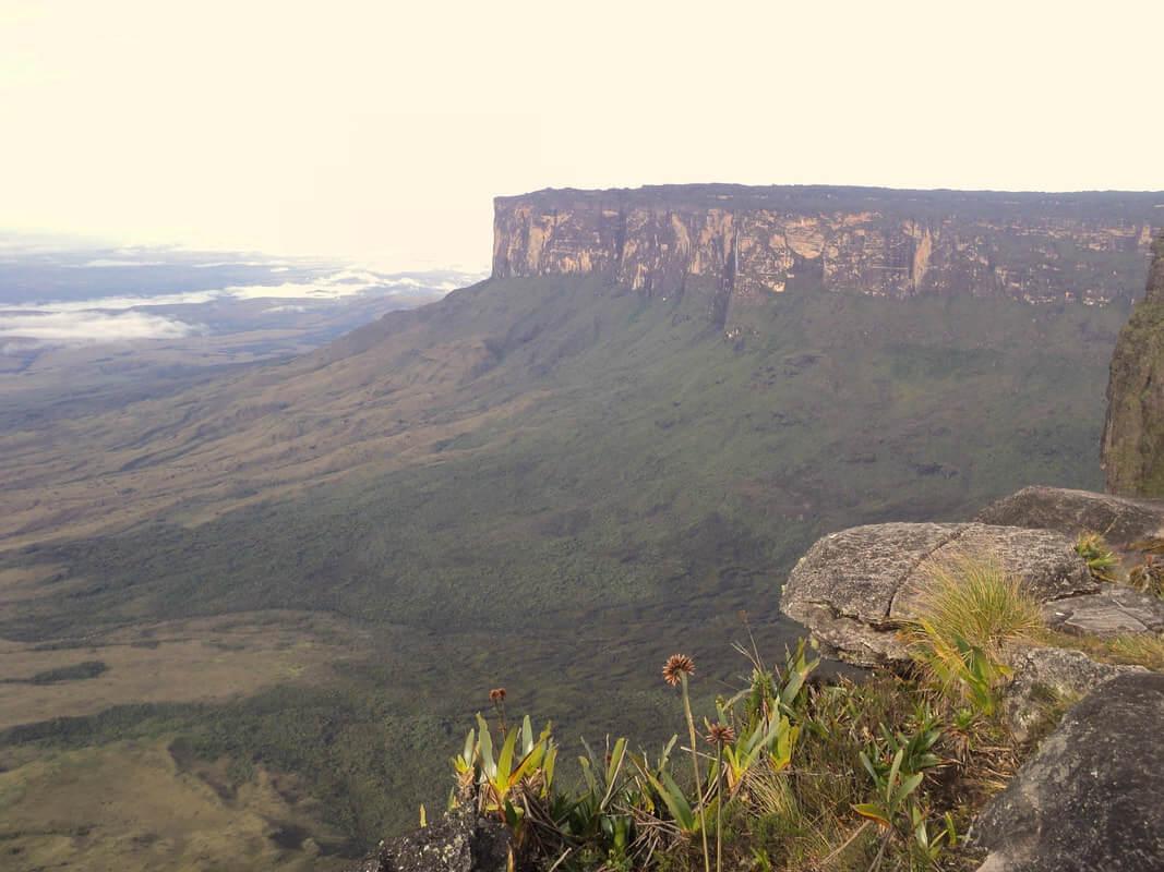 Roraima – najbardziej zachwycająca góra na świecie