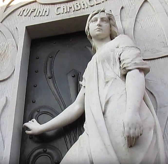 Rufina Cambaceres – kobieta, która umarła dwa razy