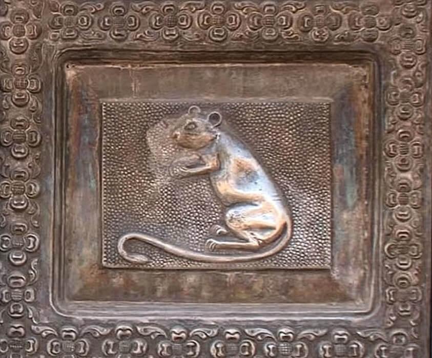 Świątynia szczurów Karni Mata