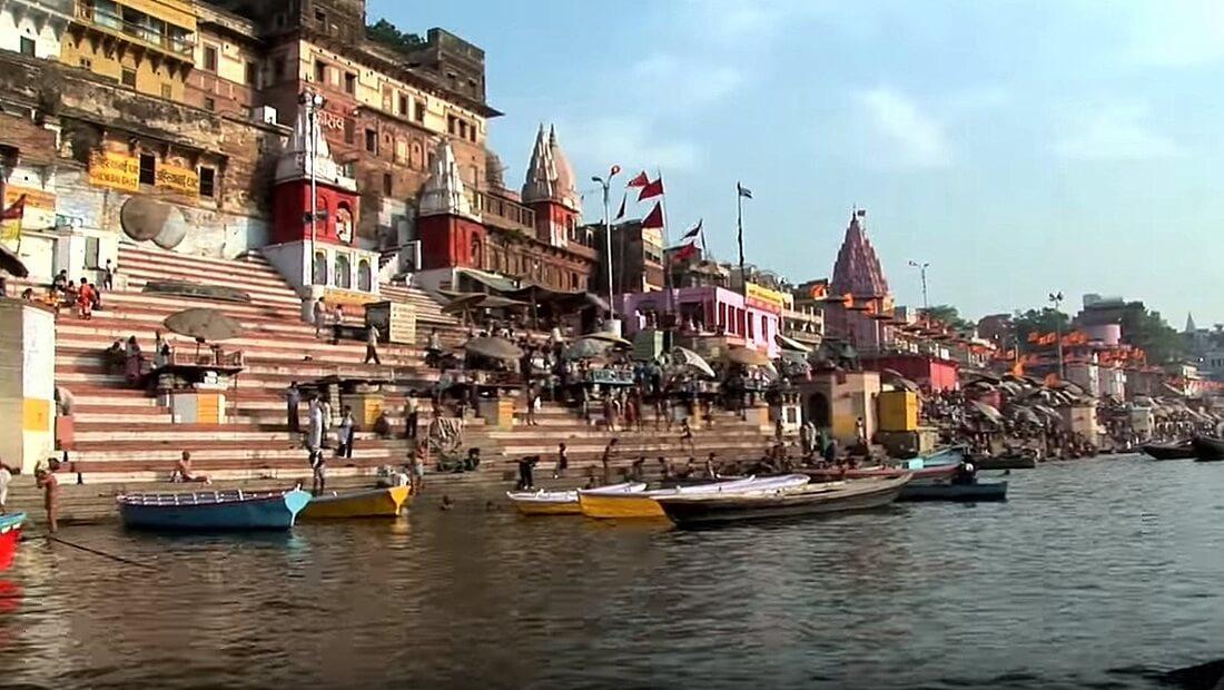 Waranasi – hinduskie miasto śmierci