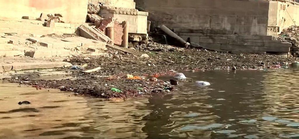 Waranasi hinduskie miasto śmierci