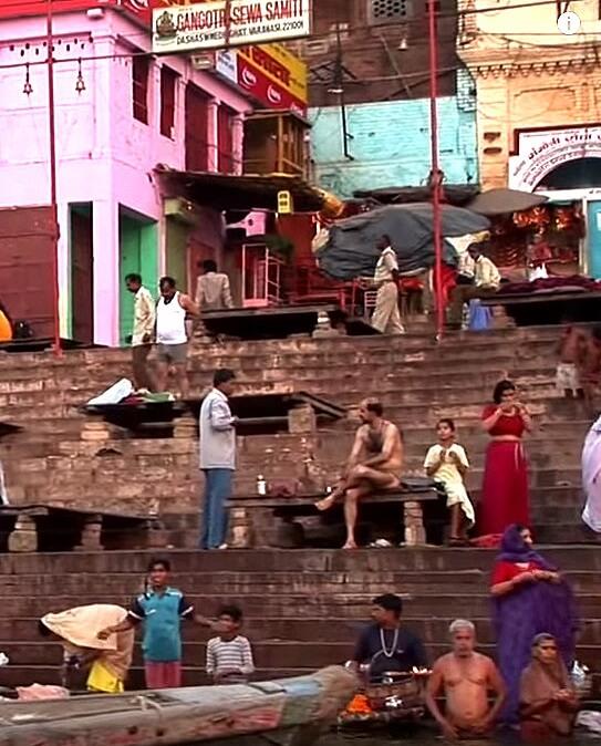 Hinduskie miasto śmierci