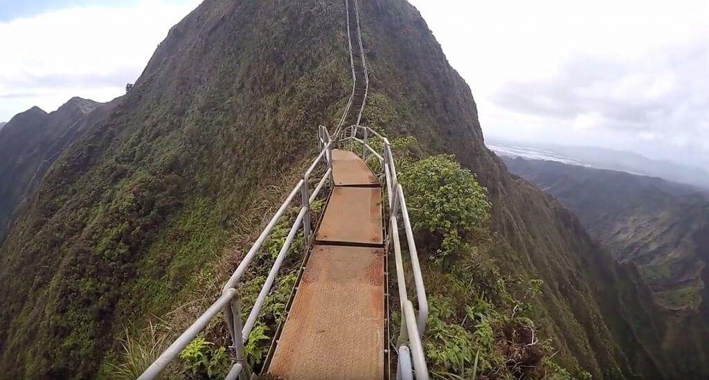 Zakazany szlak na Hawajach